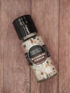 achat vente sel truffe poivre sel de camargue