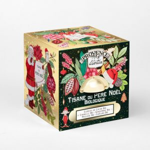 tisane infusion père noel cacao cannelle