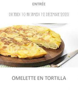 tortilla traiteur à emporter