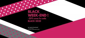 black friday black week-end réduction