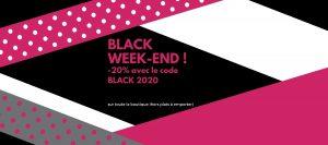 black friday black week-end réduction