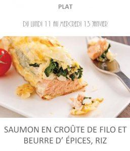 saumon croûte traiteur à emporter avignon barbentane st rémy