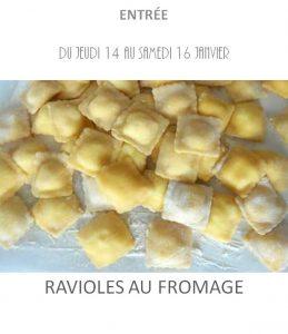 ravioles fromage traiteur à emporter avignon barbentane st rémy