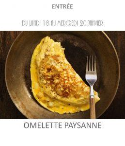omelette traiteur à emporter avignon barbentane st rémy