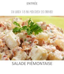 salade piémontaise traiteur à emporter avignon barbentane st rémy