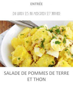 salade pomme de terre traiteur à emporter avignon barbentane saint rémy provence