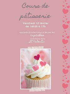 cours de pâtisserie cuisine avignon barbentane saint rémy provence cupcake