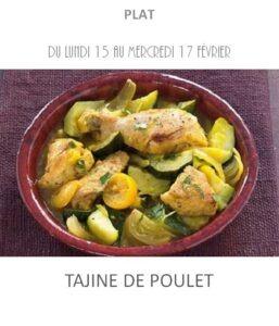 tajine poulet traiteur plat à emporter avignon barbentane st rémy provence