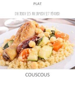 couscous traiteur plat à emporter avignon barbentane st rémy provence