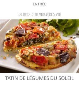 achat vente tatin légumes traiteur plat à emporter avignon barbentane saint rémy provence