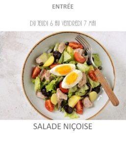 achat vente salade niçoise traiteur plat à emporter avignon barbentane saint rémy provence