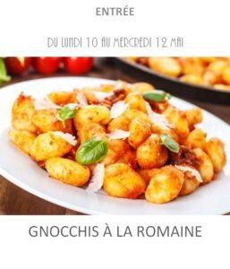 achat vente gnocchis romaine traiteur plat à emporter avignon barbentane saint rémy provence