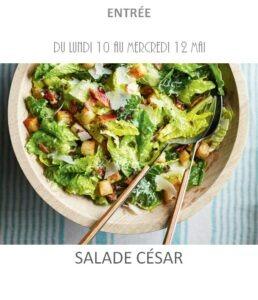 achat vente salade césar traiteur plat à emporter avignon barbentane saint rémy provence