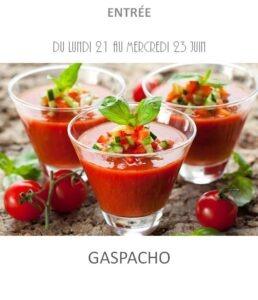achat vente gaspacho traiteur plat à emporter avignon barbentane saint rémy provence