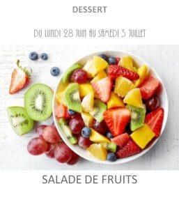 achat vente salade de fruits traiteur plat à emporter avignon barbentane saint rémy provence