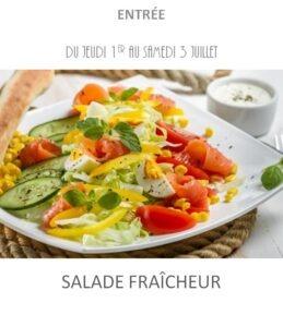 achat vente salade fraîcheur traiteur plat à emporter avignon barbentane saint rémy provence