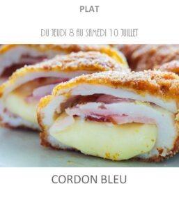 achat vente cordon bleu traiteur plat à emporter avignon barbentane saint rémy provence
