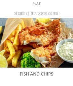 achat vente fish and chips traiteur plat à emporter avignon barbentane saint rémy provence