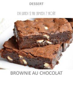achat vente brownie traiteur plat à emporter avignon barbentane saint rémy provence