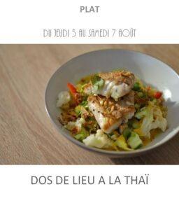 achat vente dos de lieu à la thaï traiteur plat à emporter avignon barbentane saint rémy provence