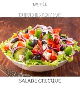 achat vente salade grecque traiteur plat à emporter avignon barbentane saint rémy provence