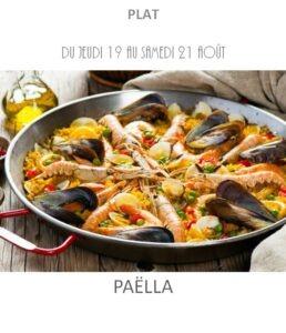 achat vente paella traiteur plat à emporter avignon barbentane saint rémy provence